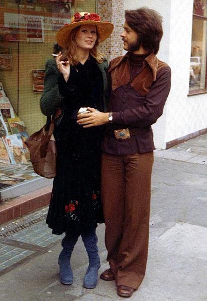 1970年代のファッション