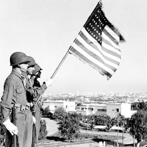 Casablanca 1943.